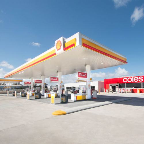 COLES EXPRESS / SHELL SERVICE STATION