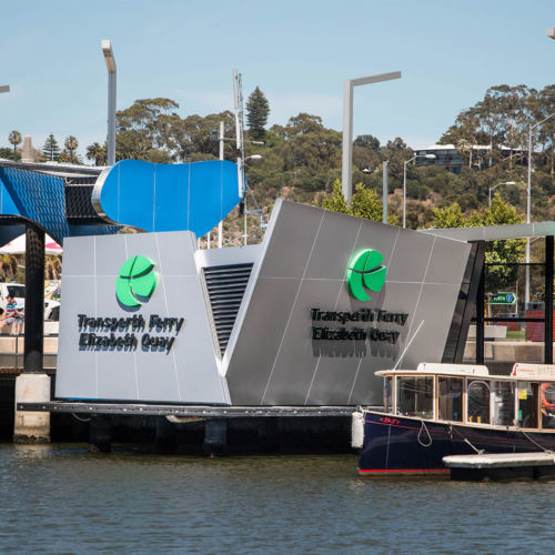 ELIZABETH QUAY FERRY KIOSK ALTERATION AND EXTENSION WORKS