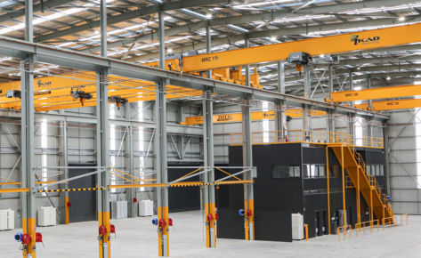 WAREHOUSE AND OFFICE FACILITY FOR IKAD ENGINEERING