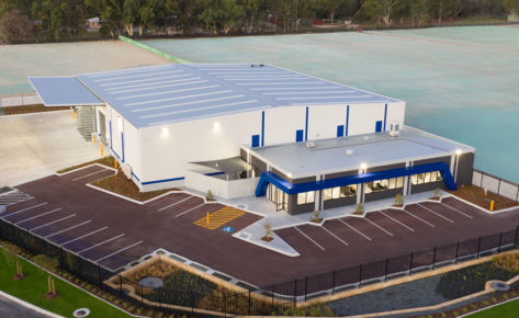 WAREHOUSE AND OFFICE FACILITY FOR BRADY AUSTRALIA