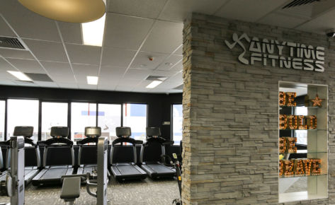 ANYTIME FITNESS FITOUT