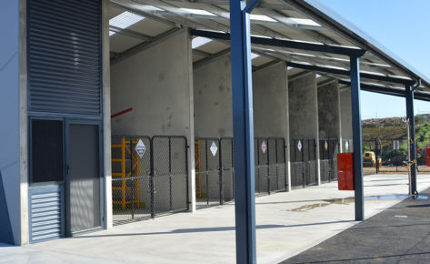 HENDERSON LANDFILL DANGEROUS GOODS STORAGE FACILITY