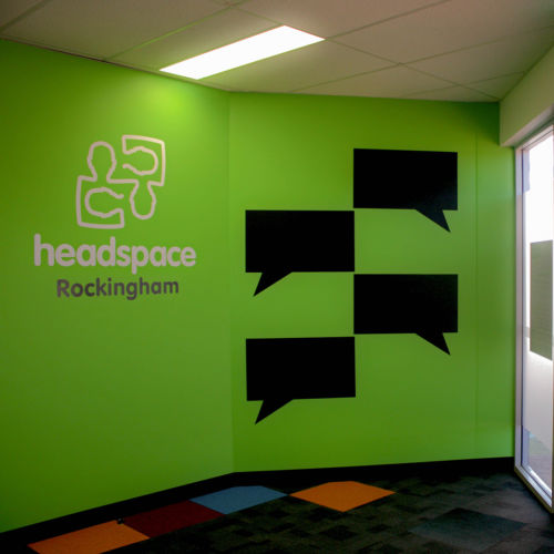 HEADSPACE OFFICE FITOUT