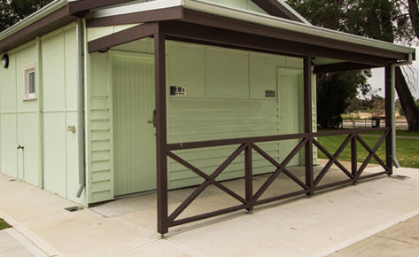 BALDIVIS TOILET BLOCK AND STORAGE FACILITY