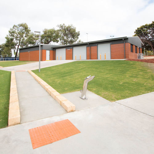KINGSWAY LITTLE ATHLETICS CLUB FACILITY